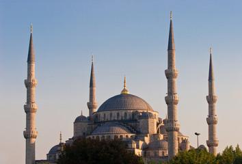 Sultan Ahmed Moschee, Istanbul, Türkei