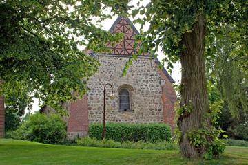 St. Mauritius-Kirche in Hittfeld (Niedersachsen)