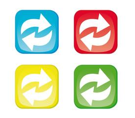 Wechsel Button Variation