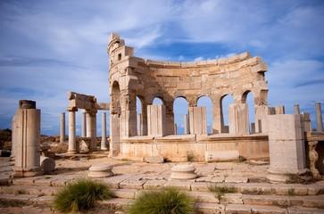 Leptis Magna near Al Khums, Libya