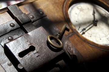 the key of the time