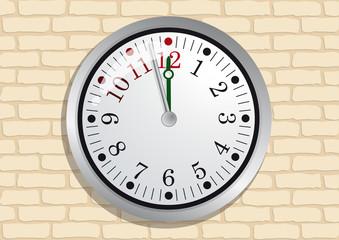 Horloge_Minuit