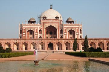 Printed roller blinds Delhi Humayun's Tomb