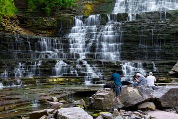Albion Falls, Ontario, Canada