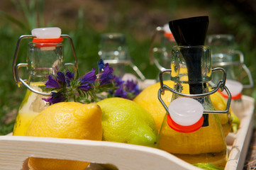 Making lemon lemonade