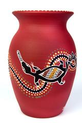 anonymous aboriginal vase