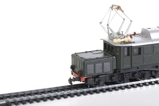 Modelleisenbahn Lokomotive