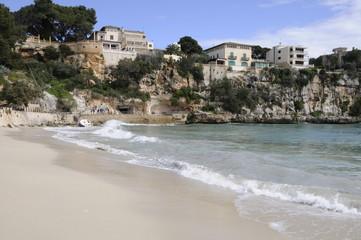 Küste bei Port Cristo