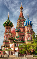 Cathedral of the Intercession (St. Basil's Cathedral)