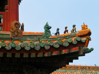 chinese roof architecture