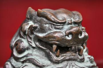 Japanese dragon, Leverkusen, Germany