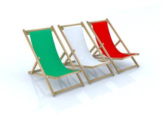sdraie bandiera italiana