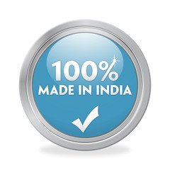 100% Made in India