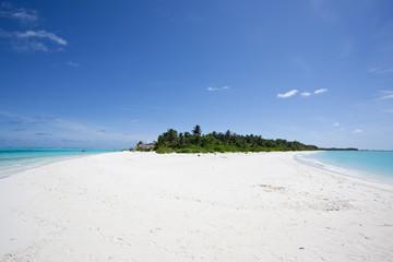 Maldivian island - Maledivische Insel