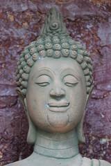 buddha image, Tarae graveyard stupa, Mahasarakam