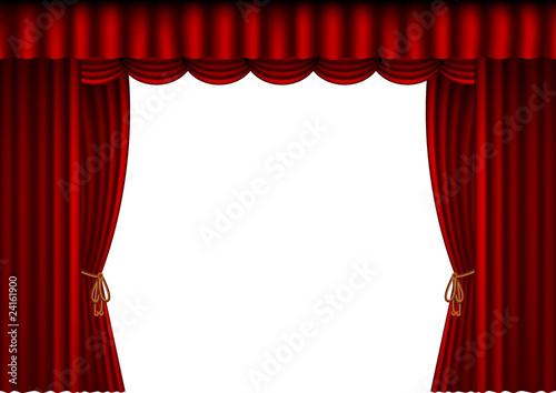 Vorhang Theater Galerie : Vorhang theater