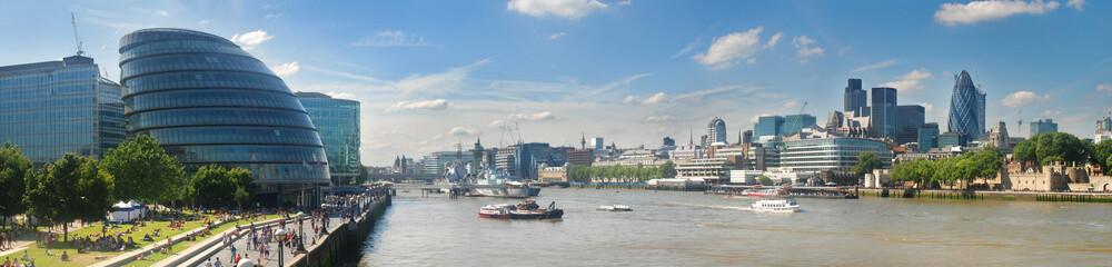 Photo sur Plexiglas Londres London Panorama