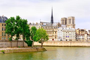 Foto op Canvas Dubai Paris - a view