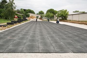 New, modern paddock, 4