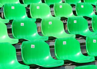 Sitzreihen - Seats
