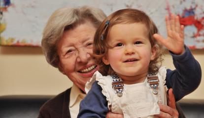 Oma & Enkelin 1