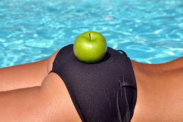 Mangez des fruits l'été