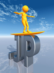 JP Top Level Domain of Japan