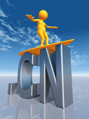 CN Top Level Domain of China
