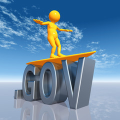 GOV Top Level Domain