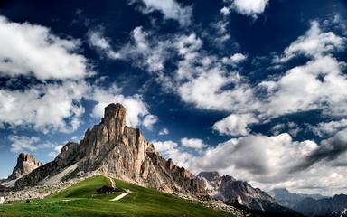 La Gusella di Giau, Dolomiti Bellunesi