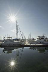 Marina Boat Dock 4