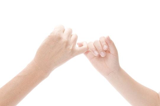 指切り イラスト