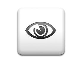 Boton cuadrado blanco ojo