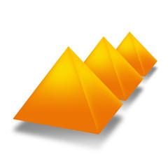 Elemente - Pyramide