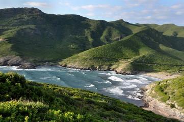 Paysage du cap Corse