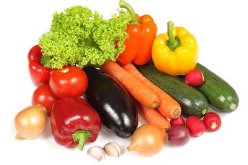 Poster Cuisine Fresh vegetables