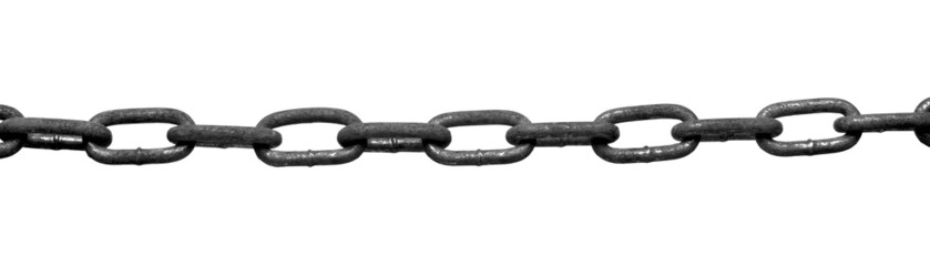 chain connection slavery strenght link