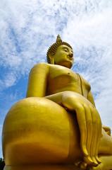 Huge Buddha image