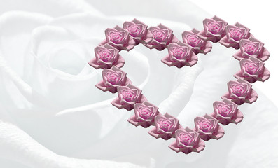 Fototapete - Roses