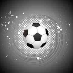 abstract football creative design