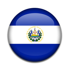 Chapa bandera El Salvador