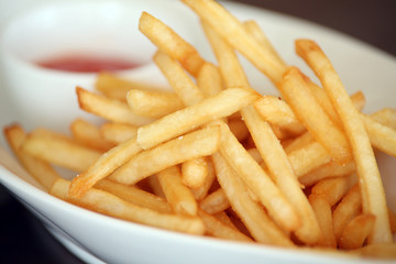french fries snack