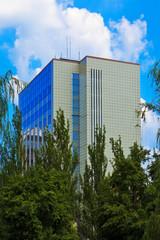 Wall Mural - Modern business building