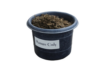 Bucket of Manure