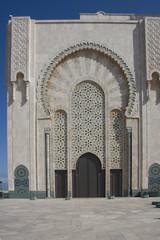 Casablanca - Moschea Hassan II  - decorazioni