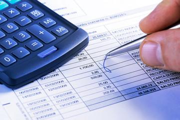 finanza, risparmio e credito