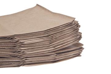 Brown Paper Bag Background
