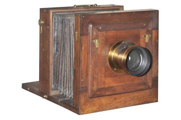 au bon vieux temps de la photographie