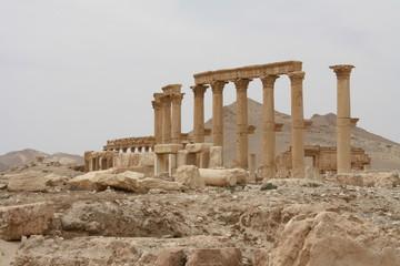 Säulen von Palmyra1