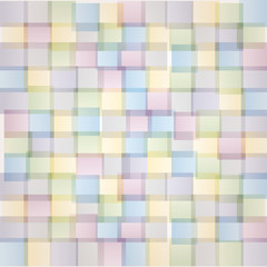 Background  abstract mosaic- vector illustration